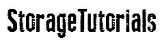 Free Storage Tutorials