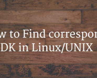 How to Find corresponding VMDK in Linux UNIX