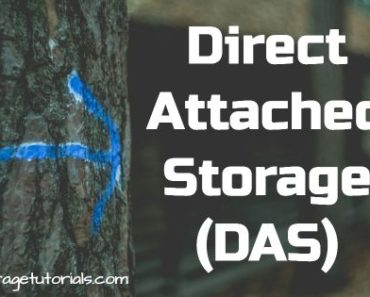 Direct Attached Storage (DAS)