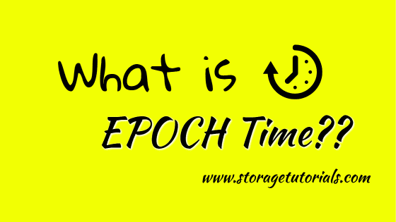 What is Epoch Time