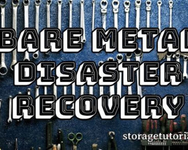 What is Bare Metal Disaster Recovery