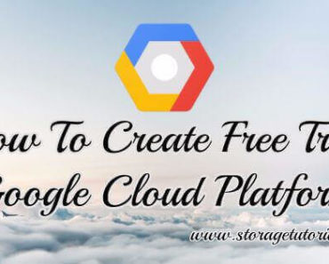 How To Create Free Trial Google Cloud Platform Account